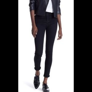Rag & Bone Justine High Waist Skinny Jeans 25